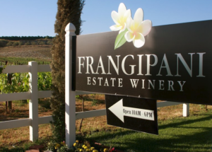 picture of Frangipani Estate Winery
